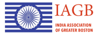 IAGB is the premier Indian-American organization in New England, representing immigrants from the Indian subcontinent and their progeny living in Greater Boston, the Commonwealth of Massachusetts, and the states of New Hampshire and Rhode Island.